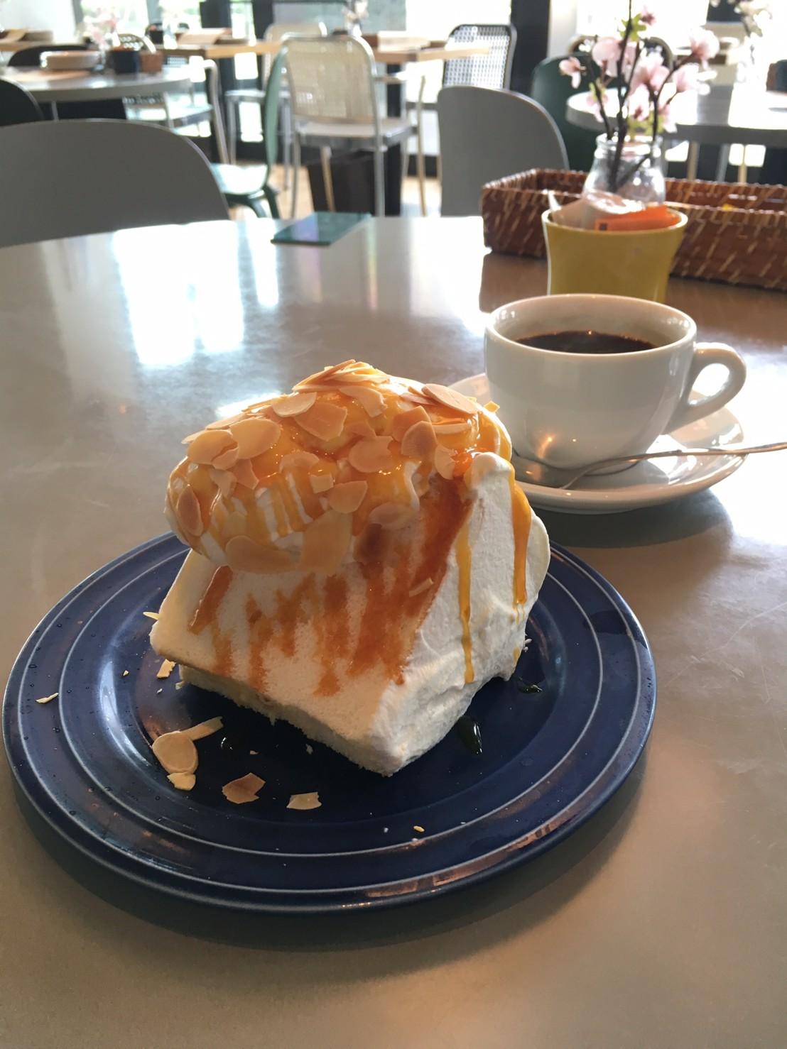 グッドモーニングカフェ 品川シーズンテラス店 料理 スイーツ